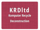 Komputer Recycling Deconstruction