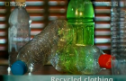 From Plastic Bottle to Polyester Fabric